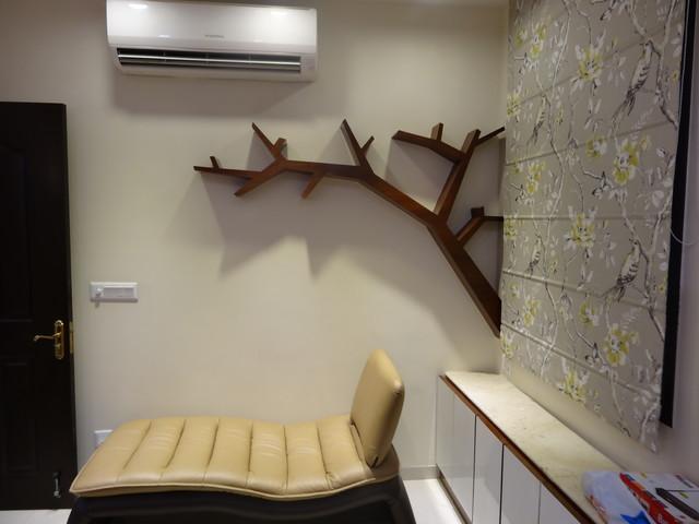 Book Shelf asian-bedroom