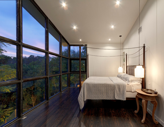 Bouldin Creek Residence contemporary-bedroom