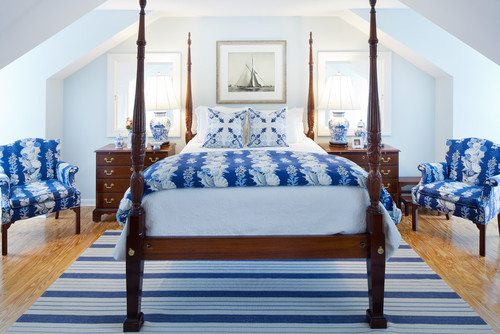 Traditional Bedroom by Easton Interior Designers & Decorators Bountiful