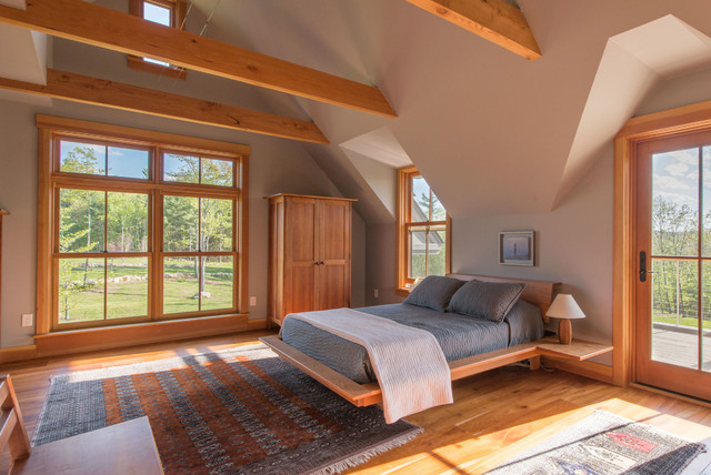 Bow House craftsman-chambre