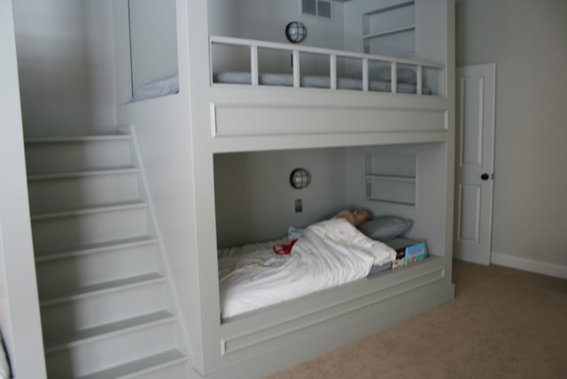 boy bunk room traditional-bedroom