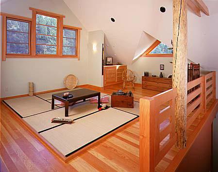 Bozeman residence interiors asian-bedroom