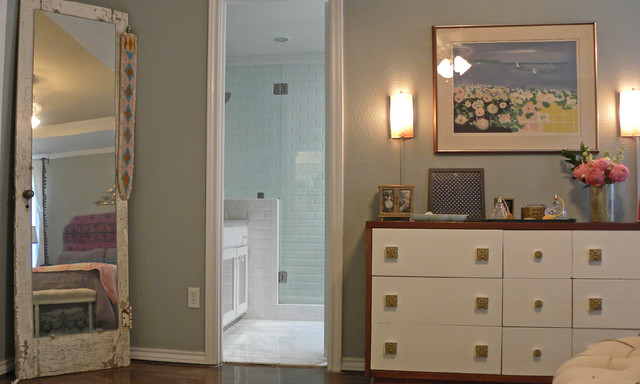 Brandi Cooling Eclectic Bedroom Dallas By Sarah