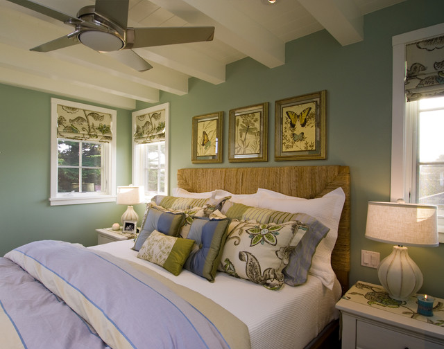 Breakers Beach House contemporary-bedroom