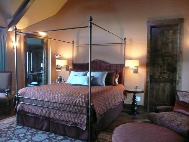 Breckenridge, Colorado Mountain Vacation Home contemporary-bedroom