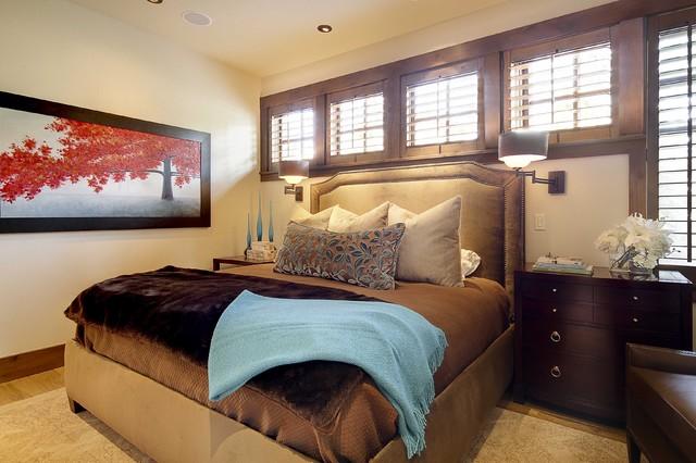 Breckenridge Residence contemporary-bedroom