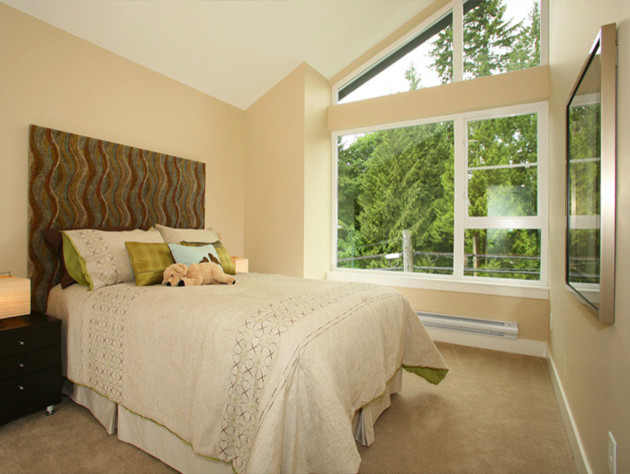Breeze Residence contemporary-bedroom