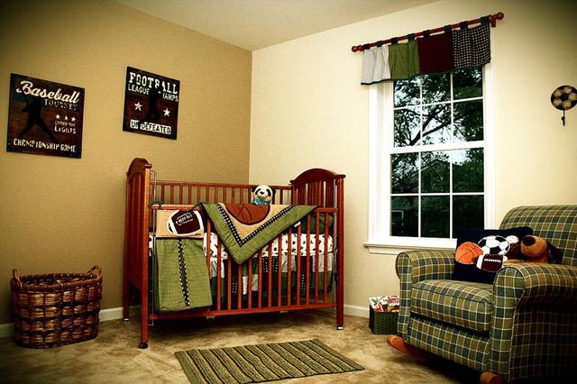 Breezewood - Second Bedroom traditional-bedroom