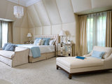 contemporary bedroom Seeking a Quiet, Relaxed Spot? Try Upholstering Your Walls (17 photos)