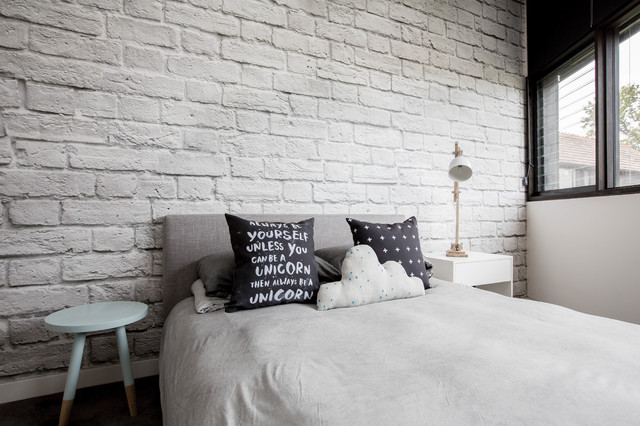 Brick Wall - Bedrooms brick walls