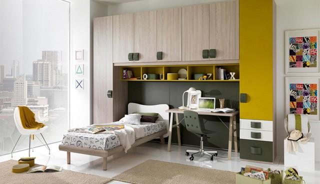 Bridge solutions modern bedroom melbourne by made for Gsg camerette