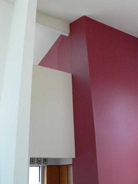 Bright Master Suite contemporary-bedroom
