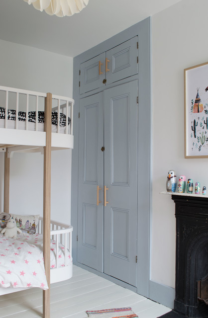 Bright Modern Scandi Kids Bedroom Renovation Victorian