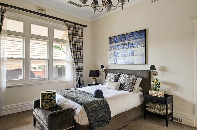 Brighton traditional-bedroom