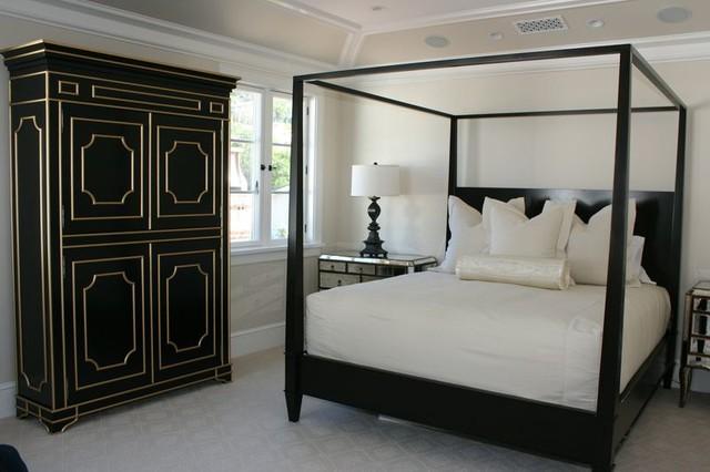Bristol contemporary-bedroom