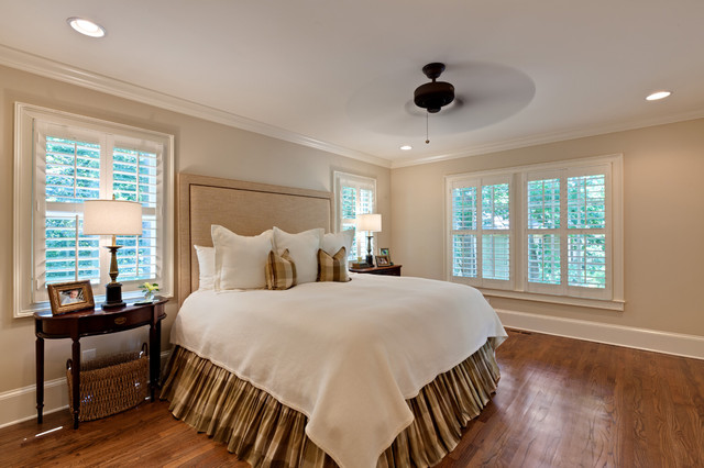 Brookhaven Ranch Expansion Traditional Bedroom