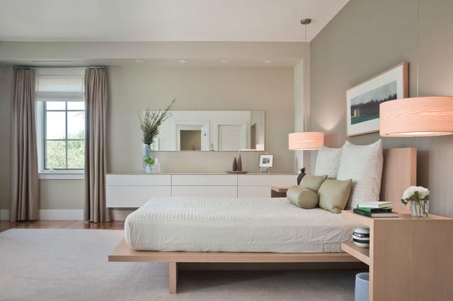 brookline condominium contemporary bedroom boston by giambastiani design. Black Bedroom Furniture Sets. Home Design Ideas