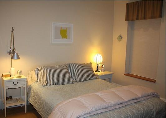 Brooklyn apartment contemporary bedroom new york for Buy apartment brooklyn ny