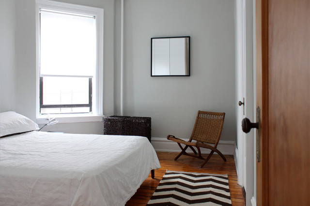 Brooklyn Apartment Modern Bedroom New York By Maletz