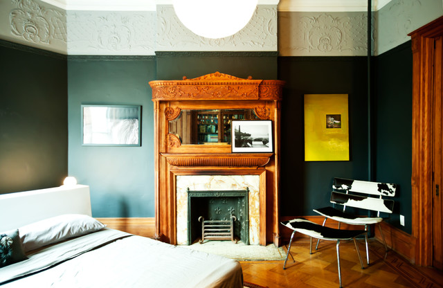 Brooklyn Brownstone Design And Renovation Contemporary