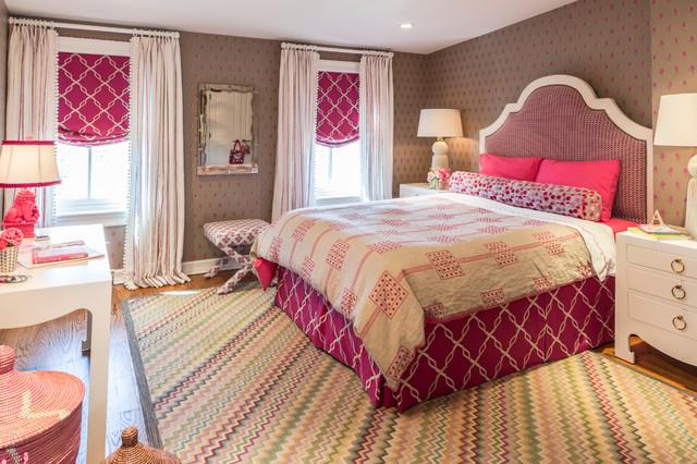 Brooklyn brownstone transitional bedroom new york for Brooklyn bedroom ideas