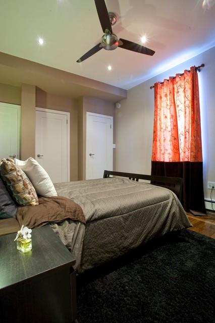Brooklyn condo contemporary bedroom new york by for Brooklyn bedroom ideas