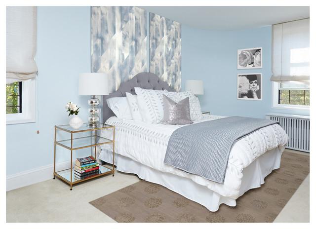 Brooklyn heights 3 bedroom apartment interior design for Brooklyn bedroom ideas