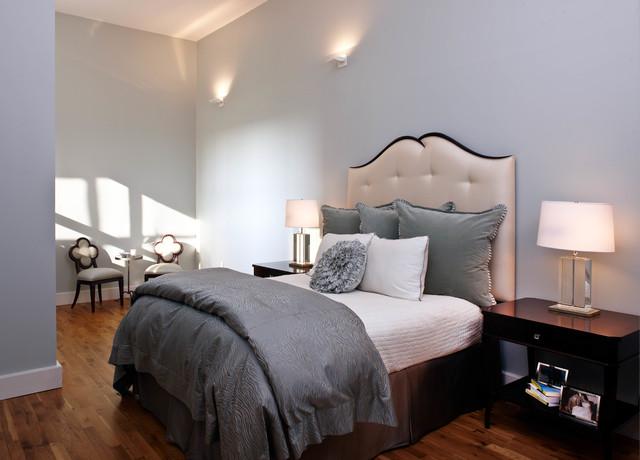 Brooklyn heights furman street contemporary interior for Brooklyn bedroom ideas