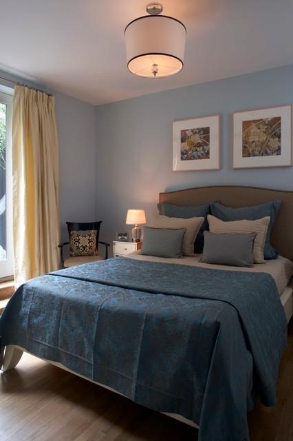Brooklyn heights traditional brownstone renovation for Brooklyn bedroom ideas