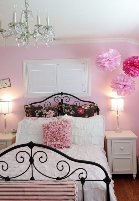 pink and brown bedrooms brown and pink room traditional bedroom san 16678
