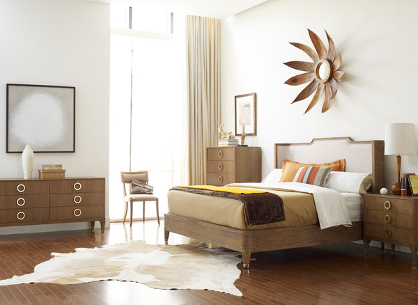 Brownstone Furniture Atherton bed traditional-bedroom