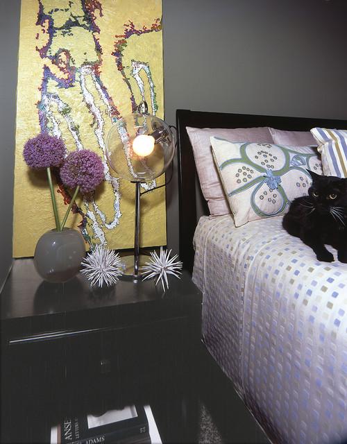 Budget Friendly Bedroom traditional-bedroom
