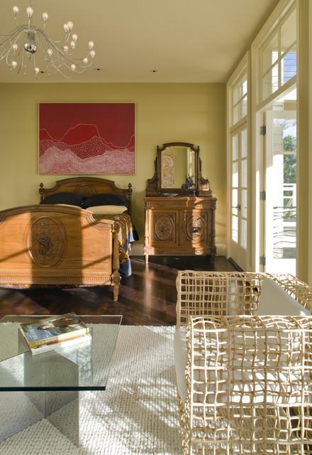 Buena Vista House Bed Room contemporary-bedroom