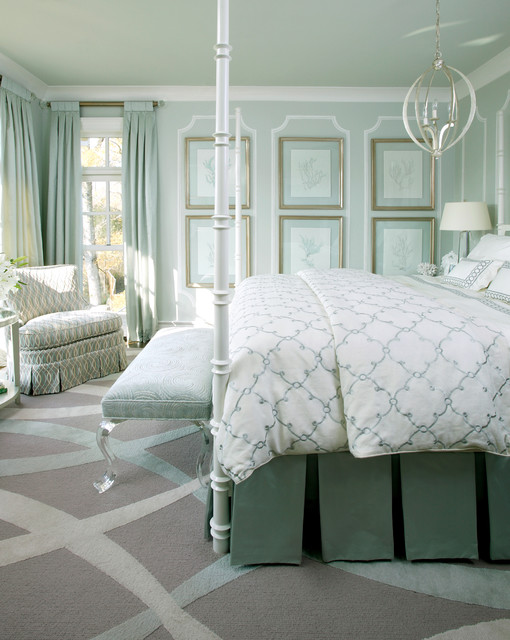 Build for the Cure traditional-bedroom