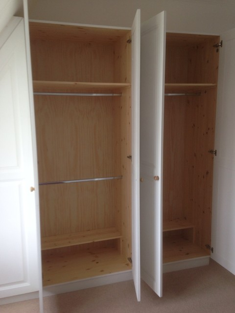 built in cupboards - Craftsman - Bedroom - glasgow - by Stange Kraft