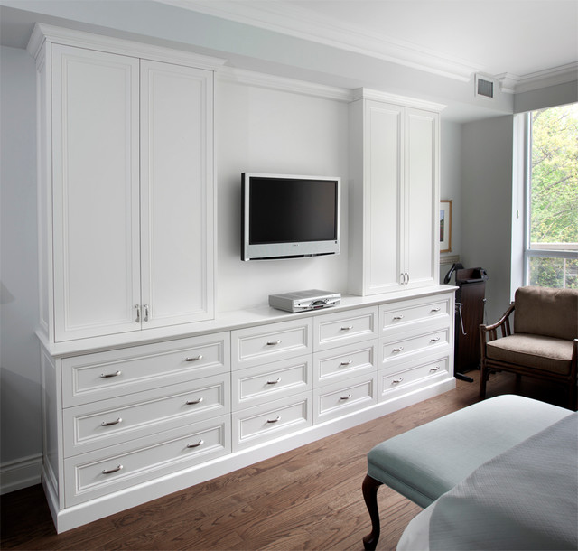 Built Ins - Traditional - Bedroom - Toronto - by Somerset ...