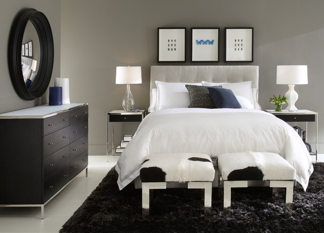 Butler Bed Modern Bedroom Charlotte By Mitchell Gold