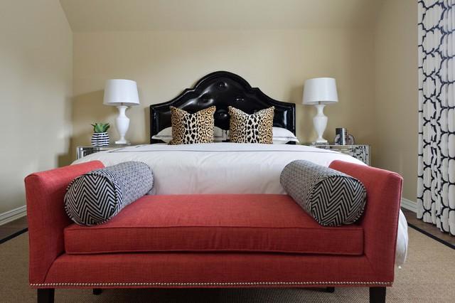 by Emily Johnston Larkin contemporary-bedroom
