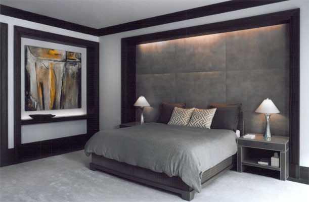 Cabinets By Stanley - East Meets West in this NYC Townhouse asian-bedroom