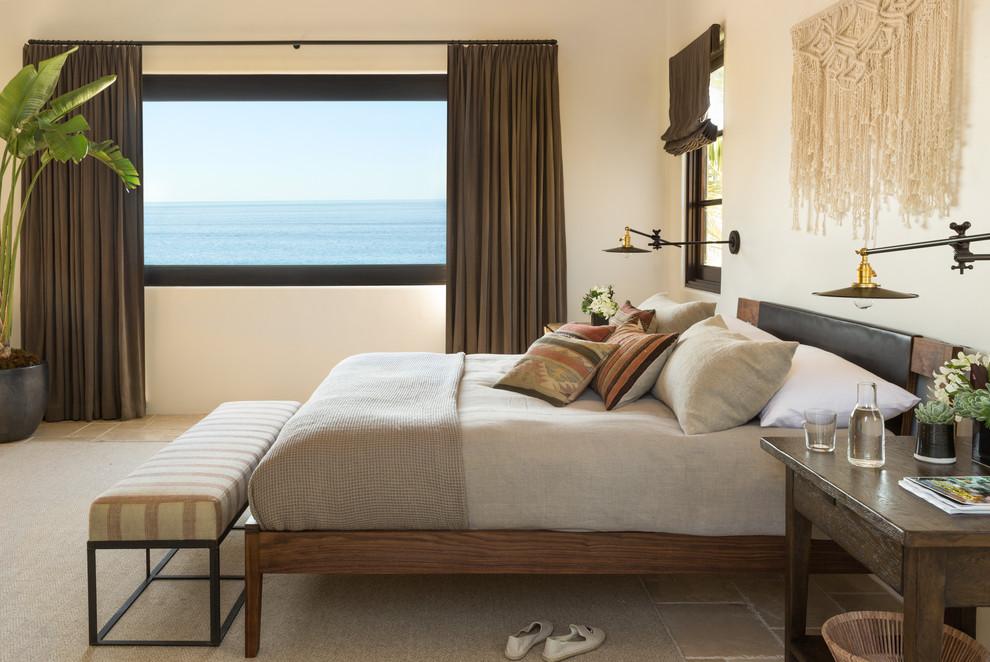 Trendy bedroom photo in San Francisco