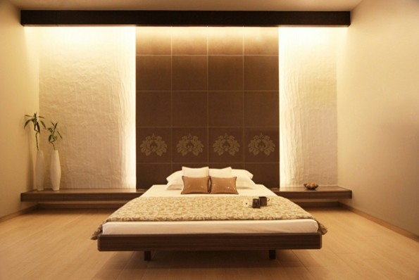 Caisson Studios Interior Designer Los Angeles asian-bedroom