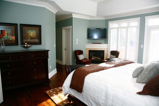 Caledon Estate Home traditional-bedroom