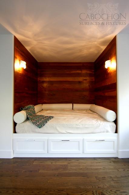 California Contemporary, La Jolla traditional-bedroom