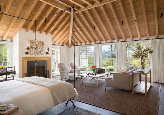 Calistoga Residence and Winery - Landstil - Soveværelse - Andre - af ...