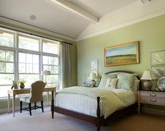 Calming Master Bedroom traditional-bedroom