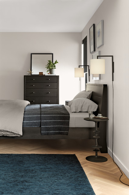 Calvin Bed - Contemporary - Bedroom - Minneapolis - by Room & Board