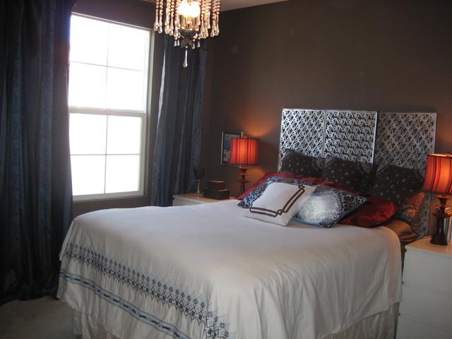 Camarillo Townhouse contemporary-bedroom