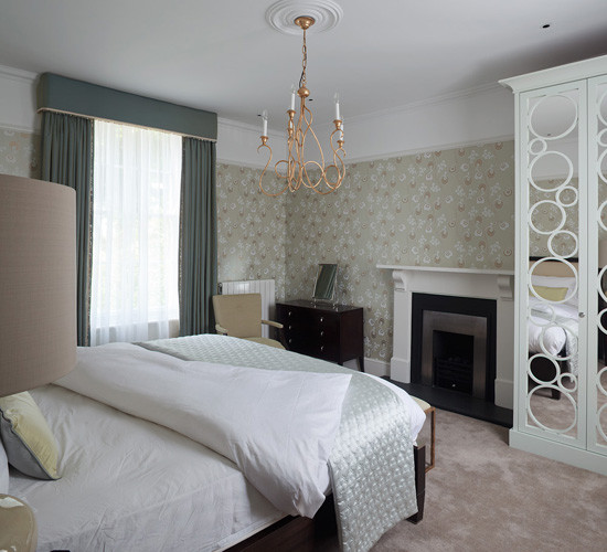 Cambridge traditional bedroom east anglia by at for At home interior design consultants