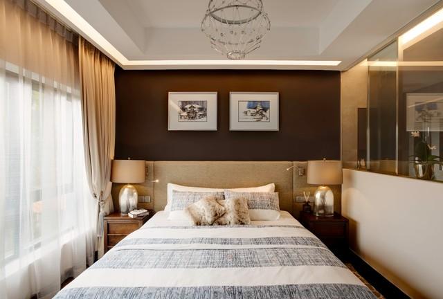 Camelot contemporary-bedroom