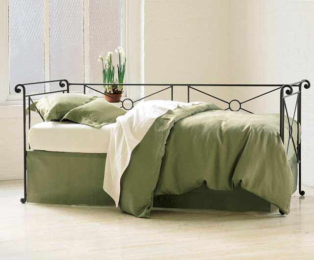 campaign daybed traditional bedroom other by charles p rogers beds mattresses. Black Bedroom Furniture Sets. Home Design Ideas